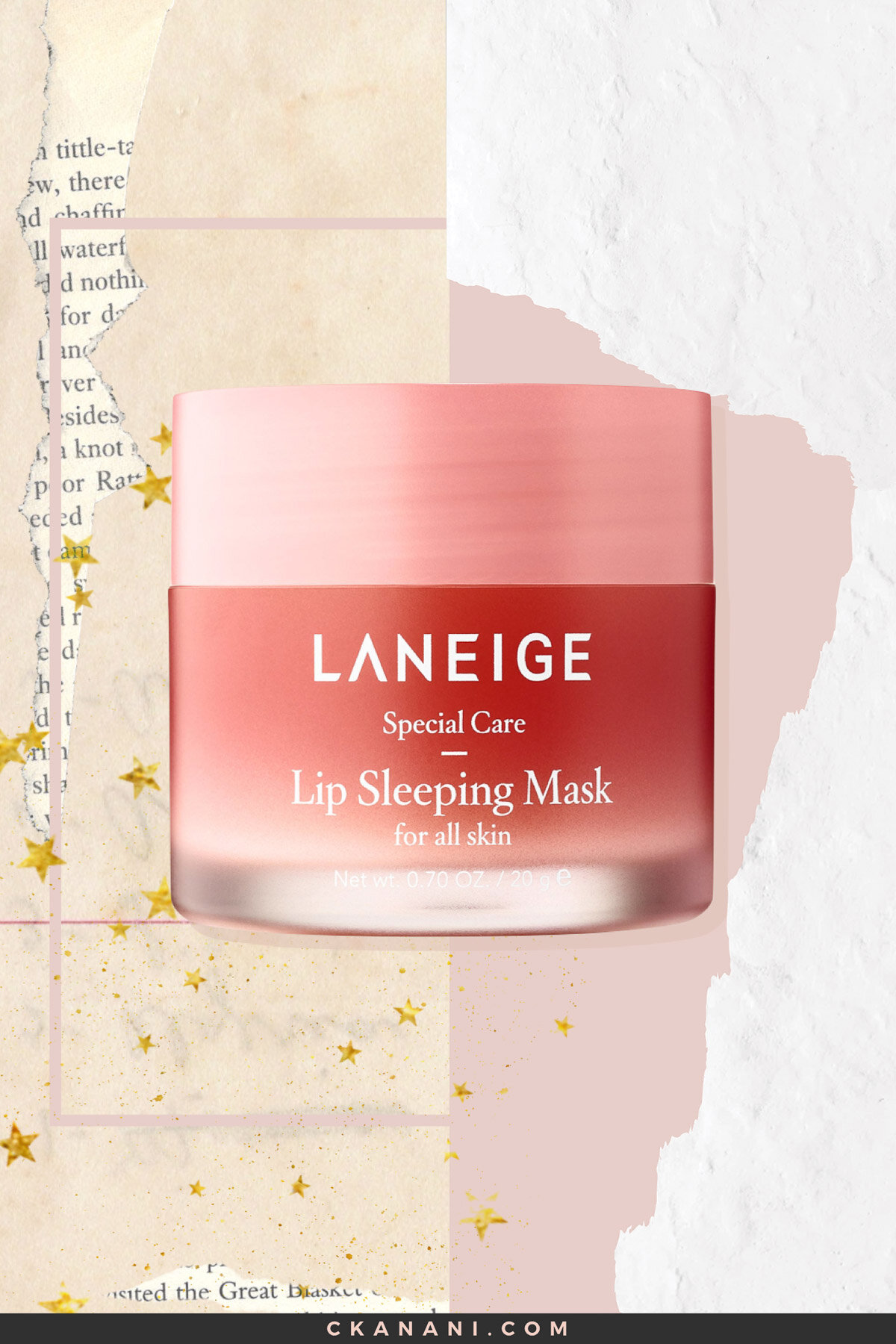Laneige Lip Sleeping Mask: The Best Face Masks