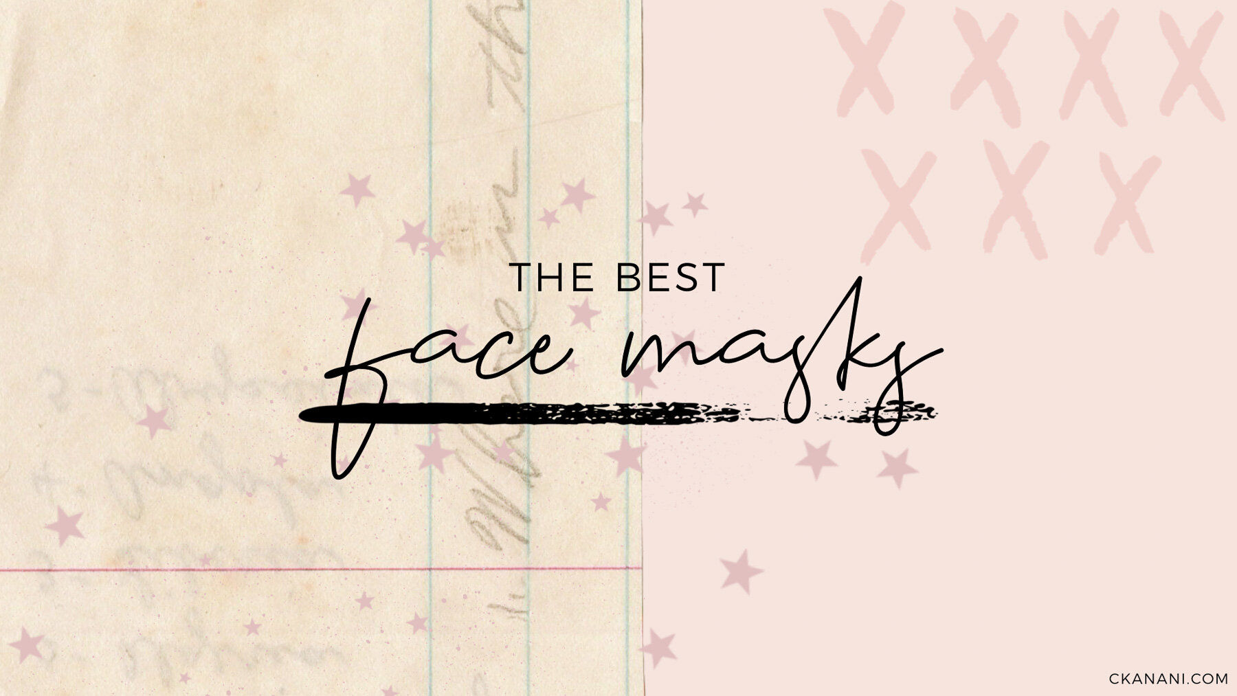 The Best Face Masks