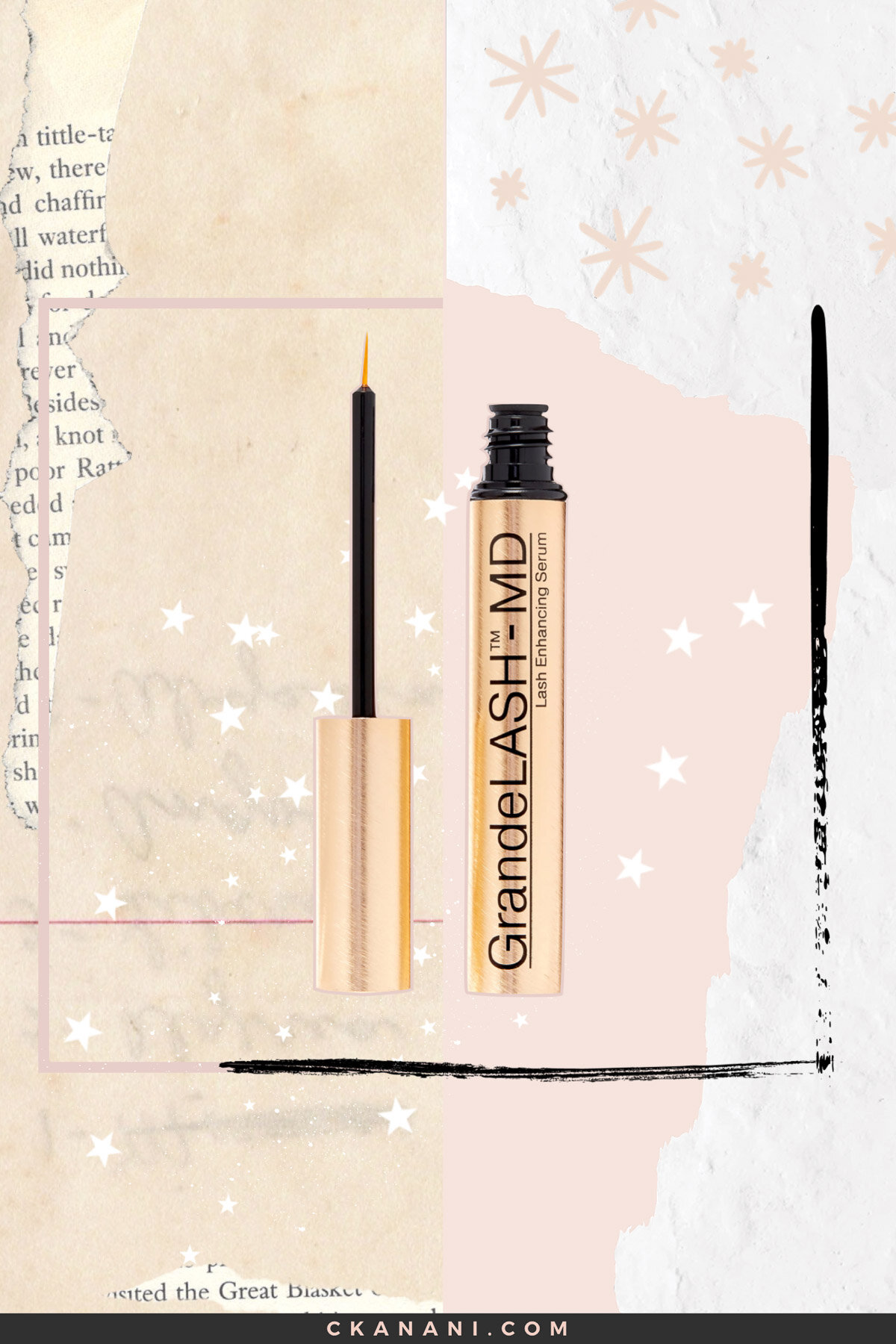 Grande Cosmetics GrandeLASH™ - MD Lash Enhancing Serum
