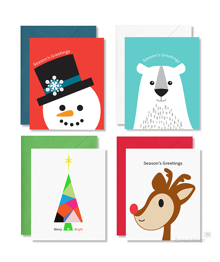 2016 Holiday Cards