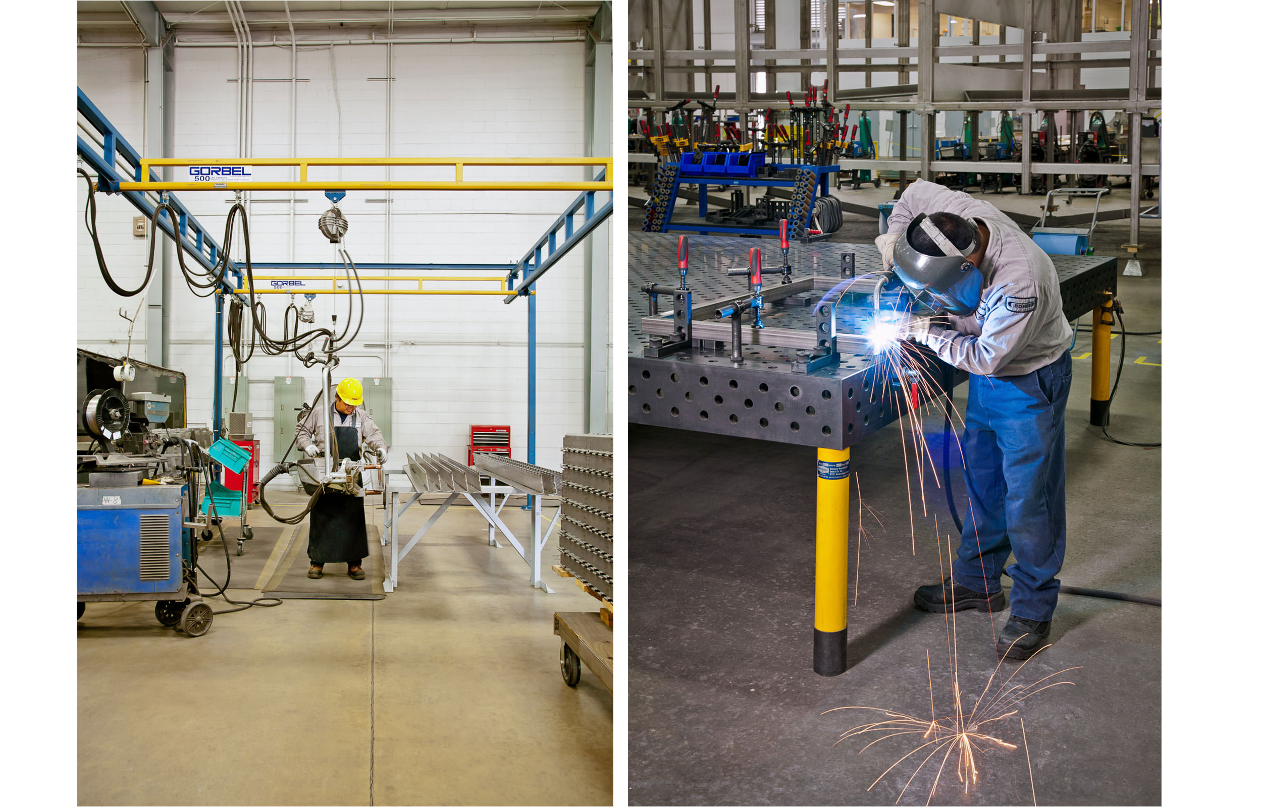 Reach:  Worldwide   Project:  Create images of manufacturing for Sales and Marketing Collateral   Client:  Buhler-Aeroglide