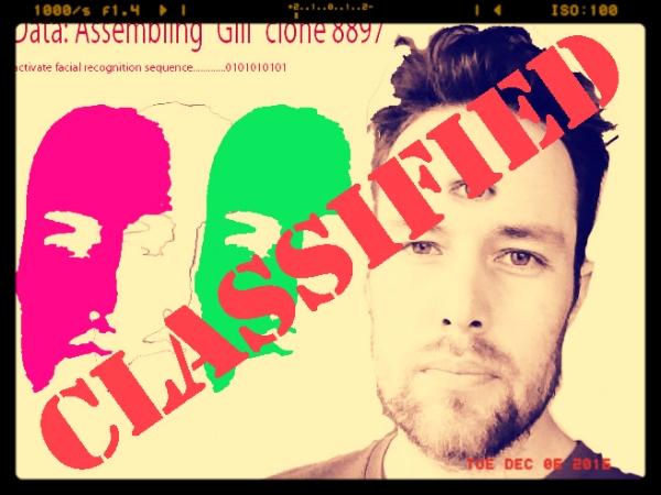 Classified John Michael Gill Clone