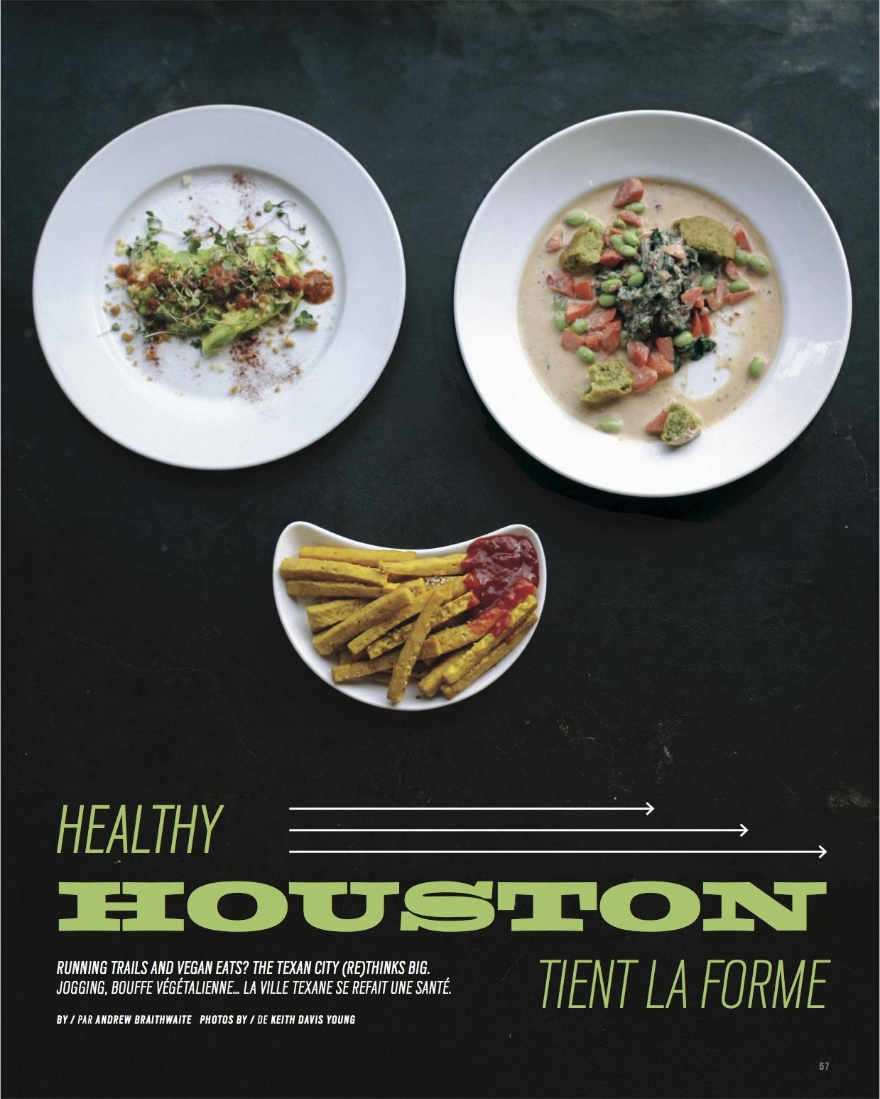 Healthy Houston // enRoute // 2012 // pdf