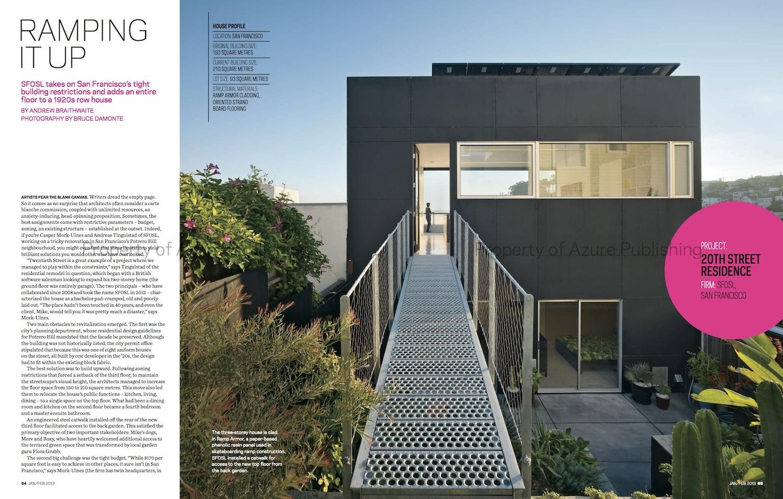 Ramping It Up // Azure // 2013 // pdf