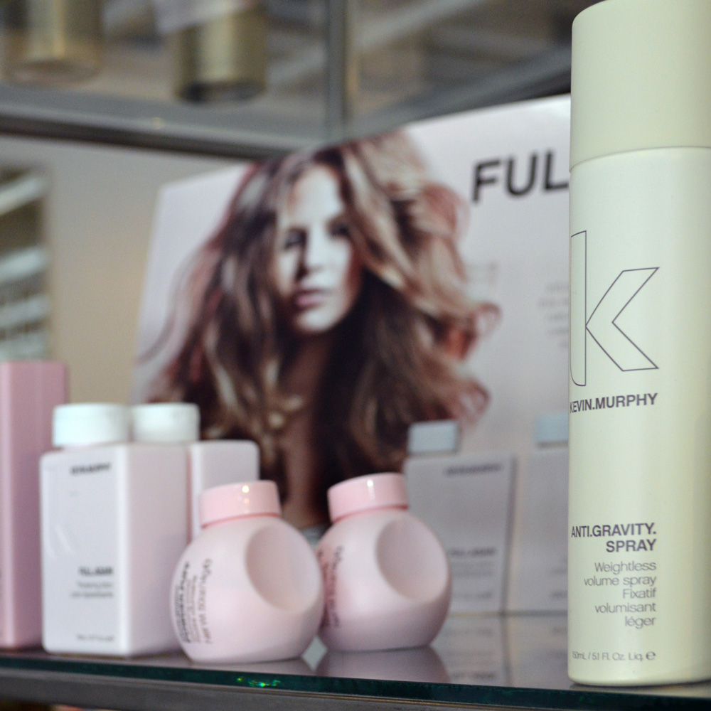 Kevin Murphy   Born from the same philosophy as skincare, KEVIN.MURPHY products are weightlessly designed to deliver performance, strength and longevity. The Australian-based company searches the world for ingredients that use micro cultivation, organic growing practices, or ecologically sound wild harvesting techniques to ensure the KEVIN.MURPHY range is of the very highest natural quality. All KEVIN.MURPHY hair products are sulphate free, paraben free and cruelty free.