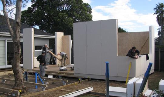 Habitech Wall Panels — Habitech Systems | Australian
