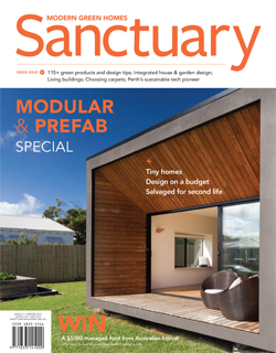 Click to read the S   anctuary article online