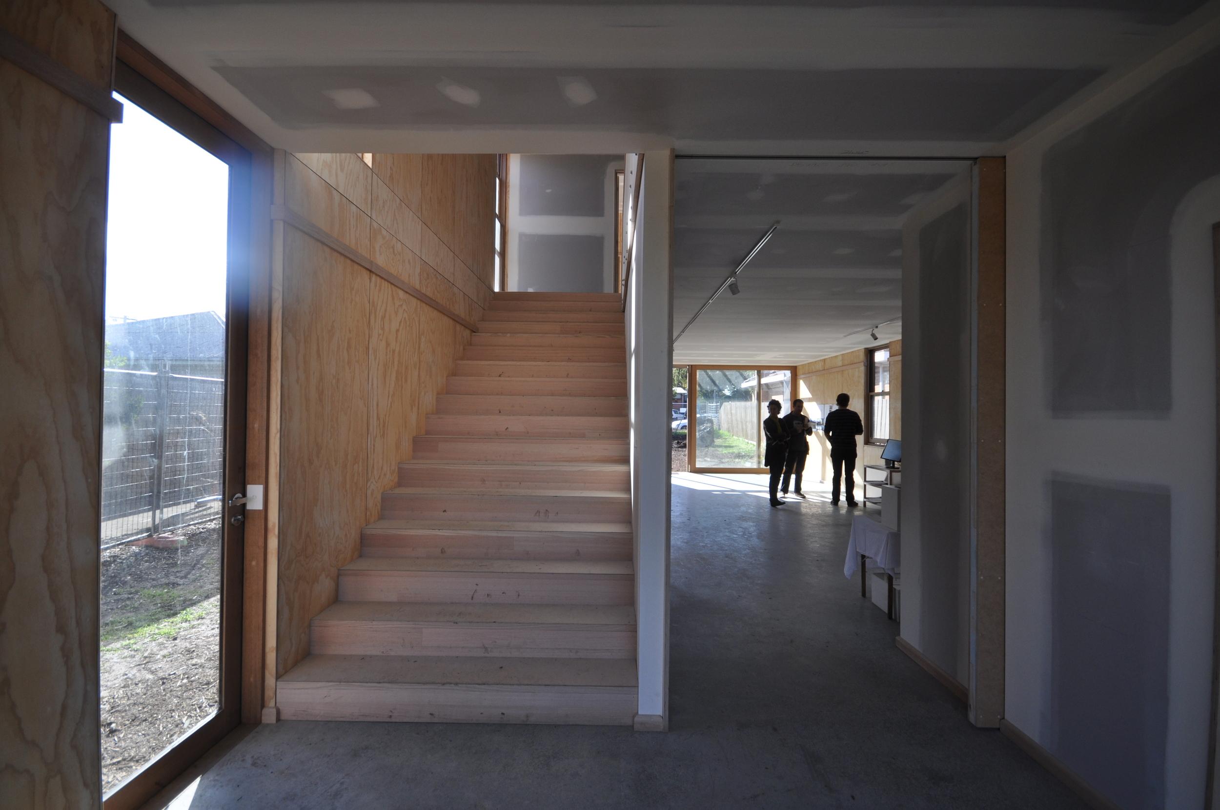 Brooklyn Open Day - stairs.JPG