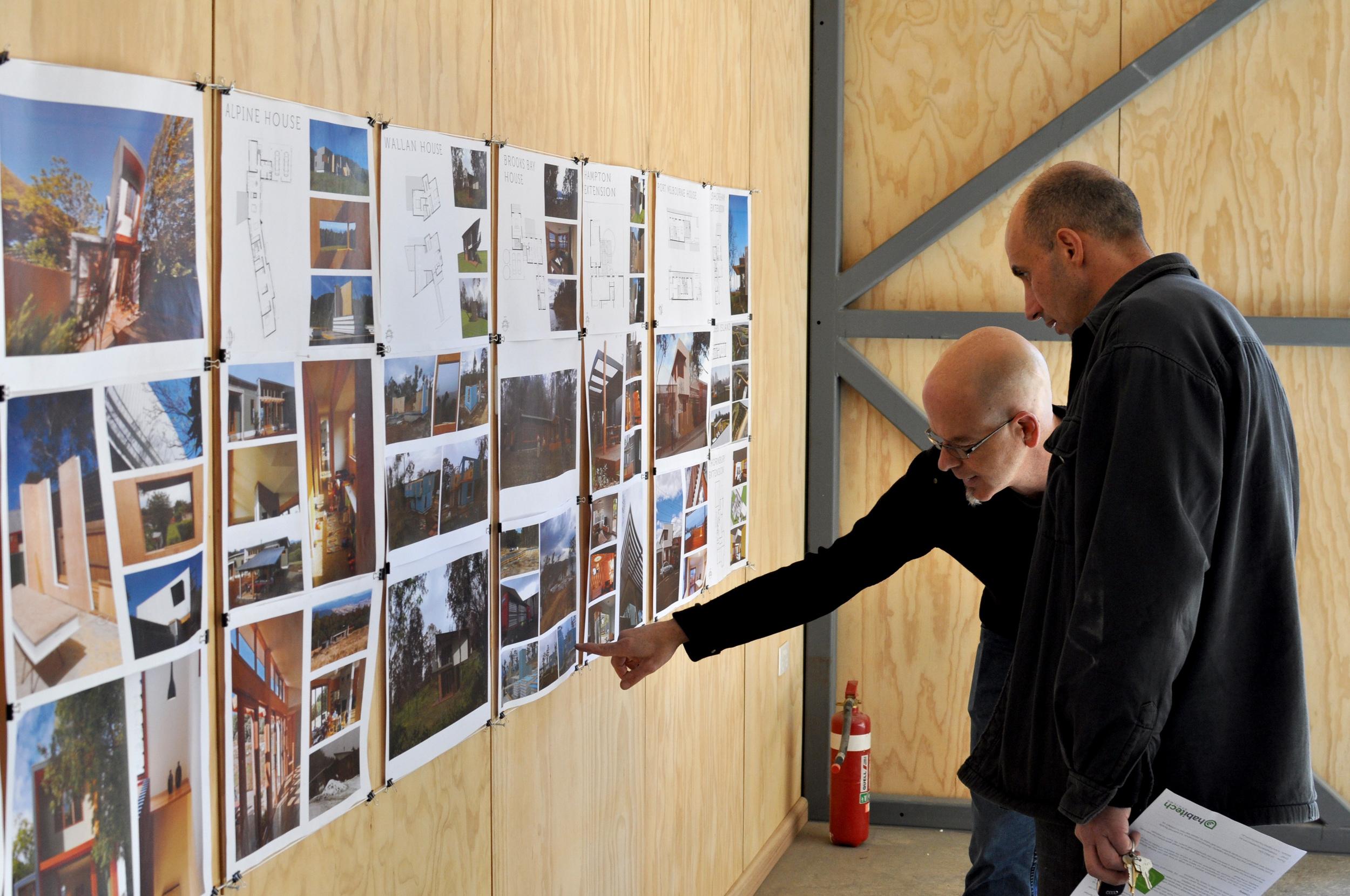 Brooklyn Open Day - presentation.JPG