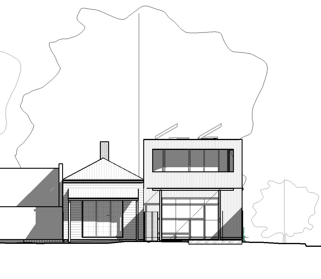 2017 Port Mebourne House Marketing - Elevation - Proposed North Elevation marketing.jpg