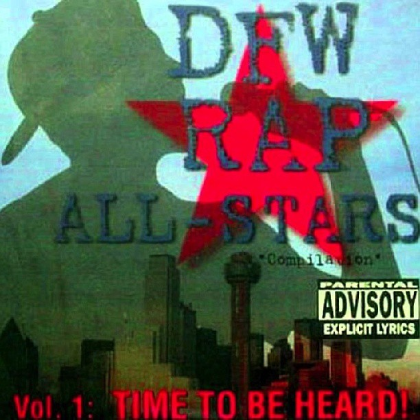 DFW Rap All - Stars / PiKaHsSo's Discography