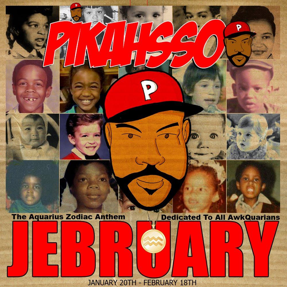 PiKaHsSo JEBRUARY / PiKaHsSo's Discography