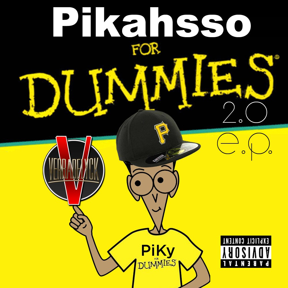 PiKaHsSo For Dummies 2.0 EP / PiKaHsSo's Discography