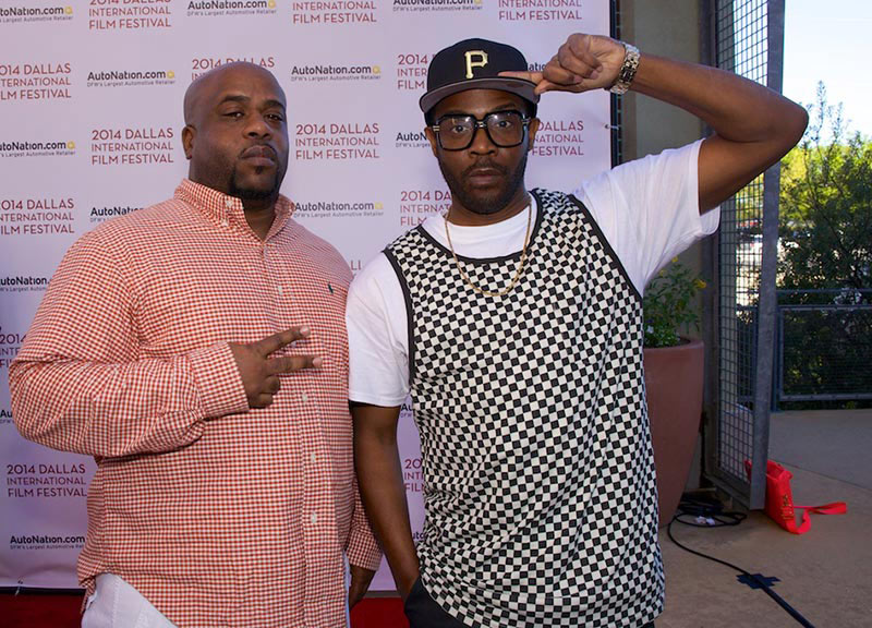 pictured about Aggtown (Arlington) Legend GYLO & PiKaHsSo on the Red Carpet photo by Anton Schlesinger of Centraltrack.com
