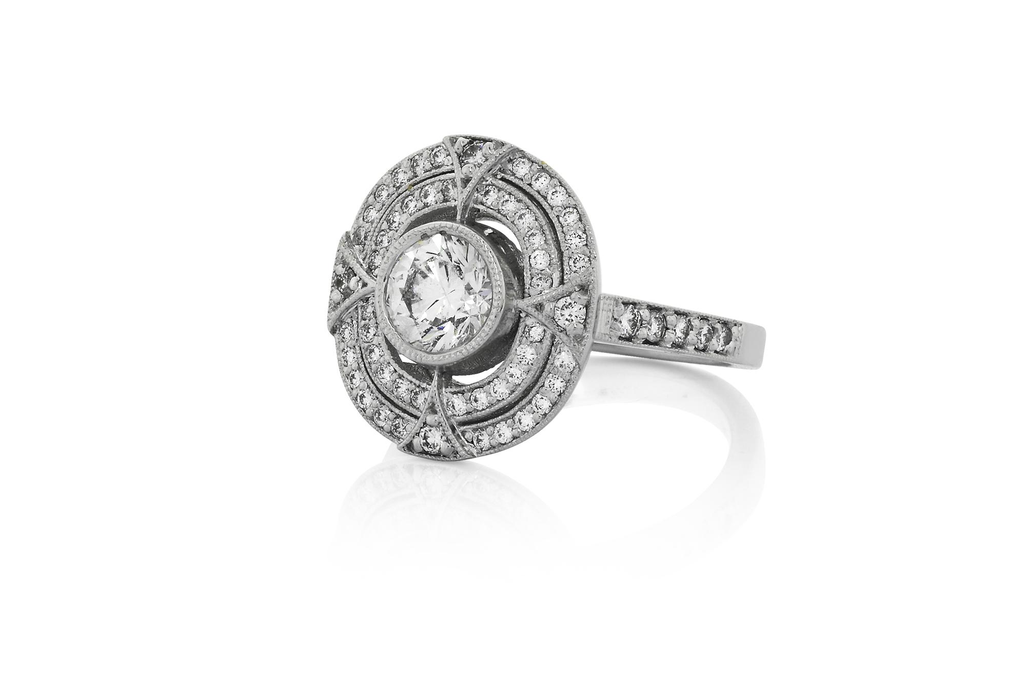 Diamond Paradise ring