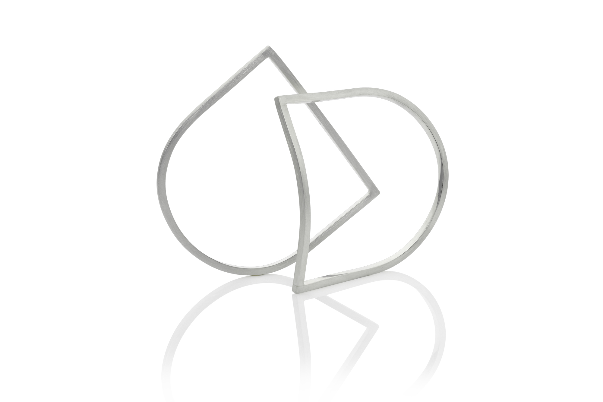 D-lock Bangle staight and curved