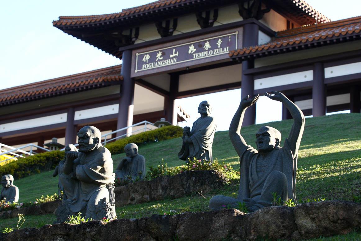 Templo Zu Lai, Cotia, São Paulo