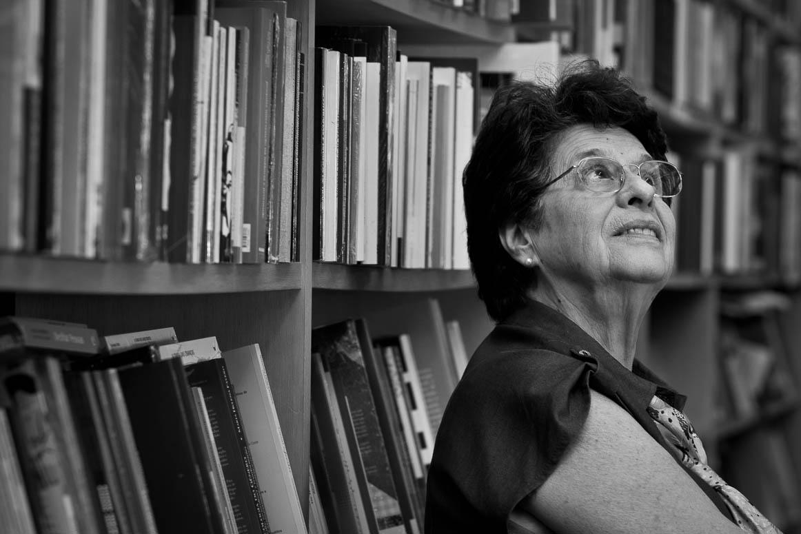 Maria Valéria Rezende, escritora