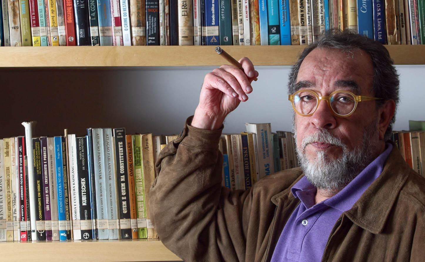 Fernando Moraes, escritor