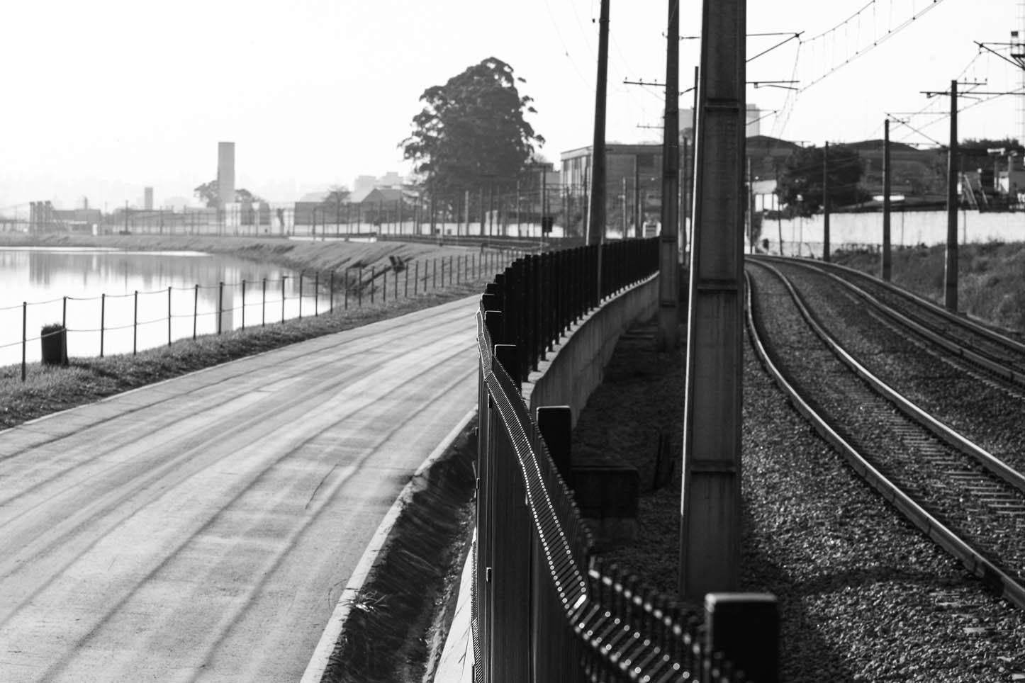 Ciclovia do rio Pinheiros