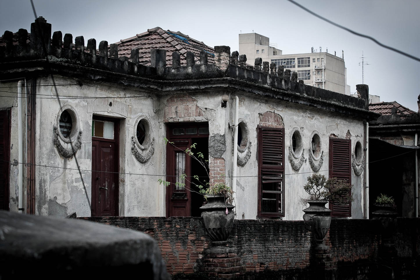 Região da rua São Joaquim