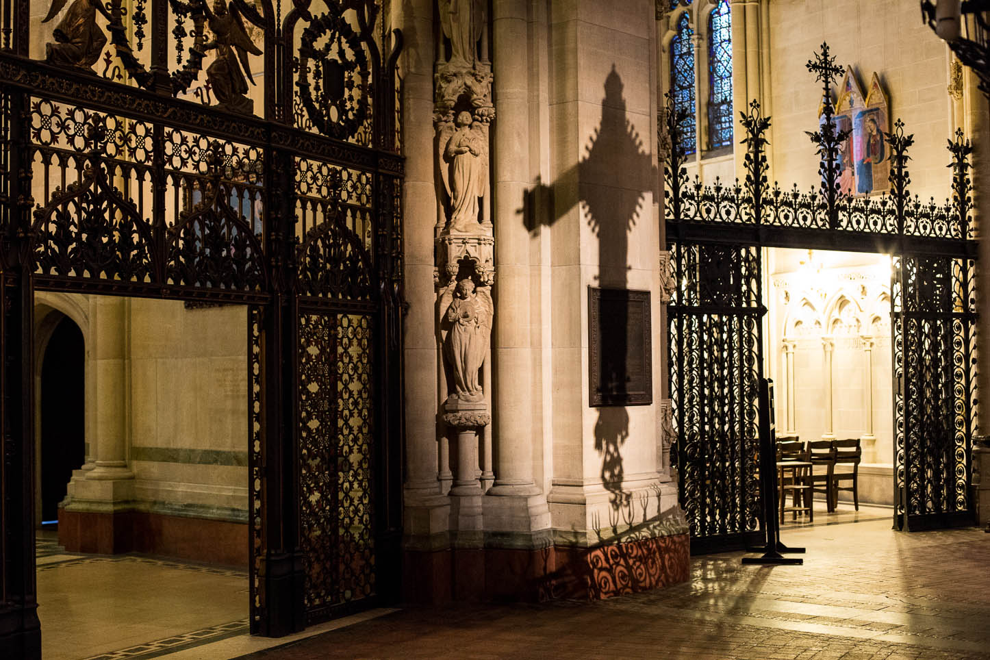 New York City, Cathedral Church of St John The Divine