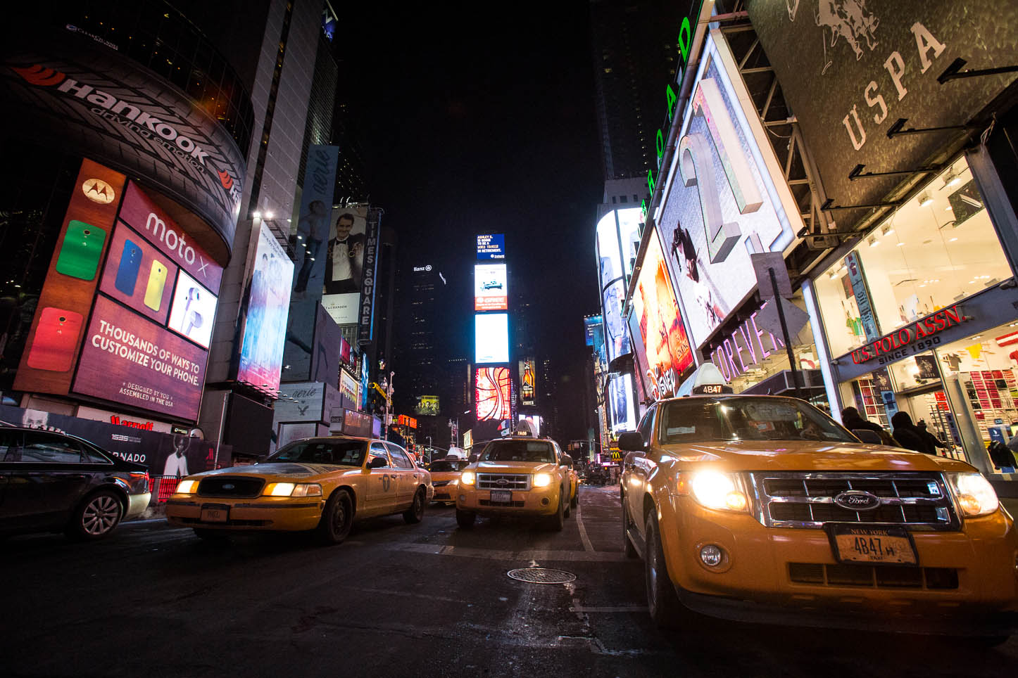 New York City, Times Square