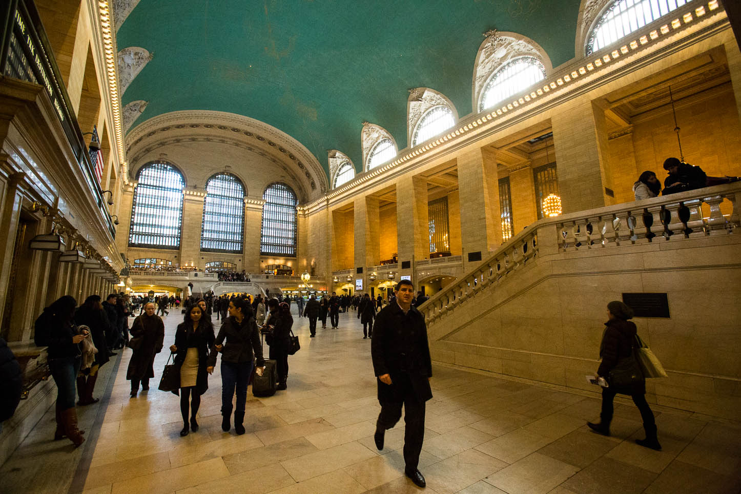 New York City, Grand Central Station