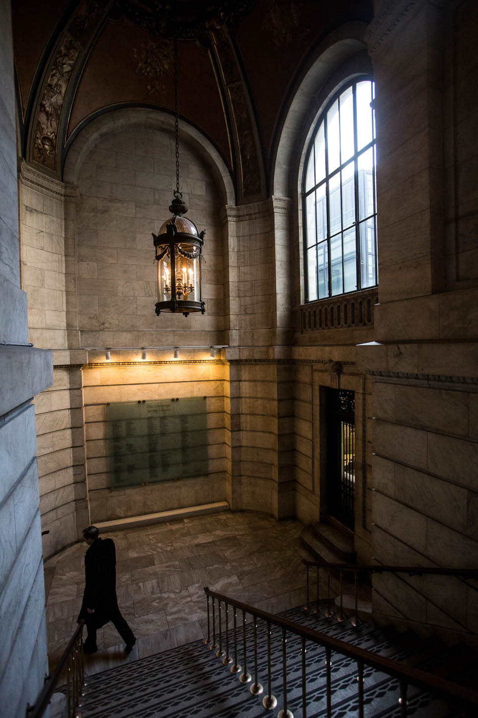 New York City, New York Public Library