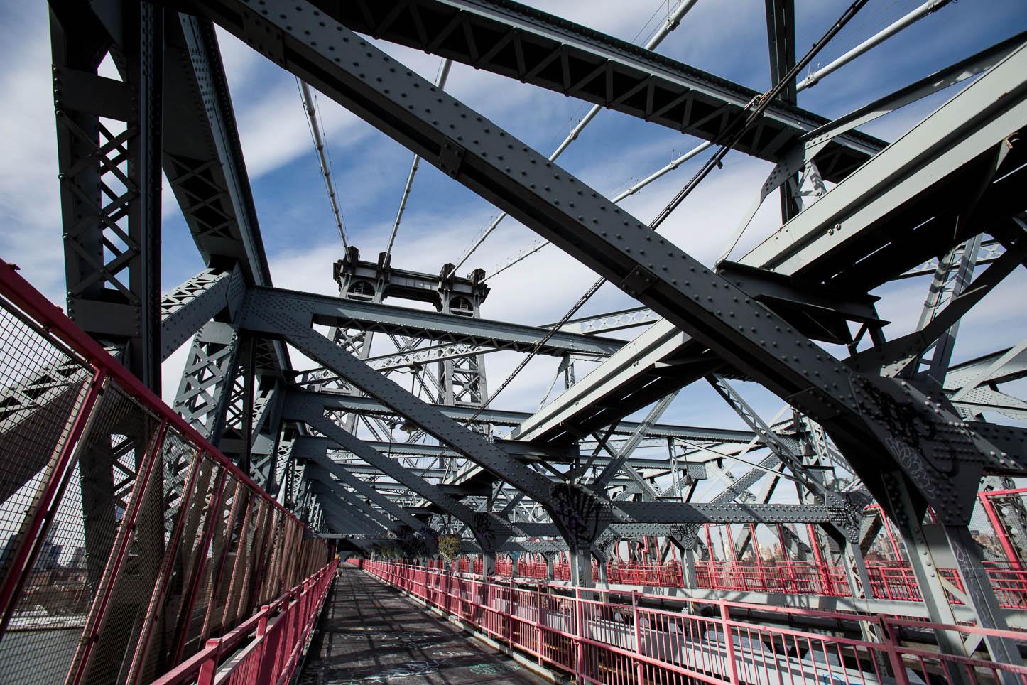 New York City, Williansburg Bridge