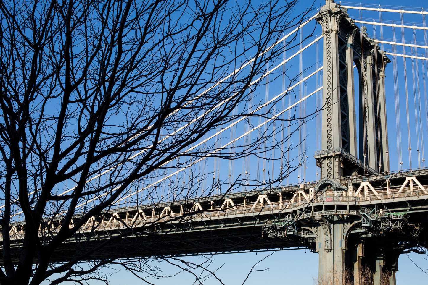 New York City, Manhattan Bridge