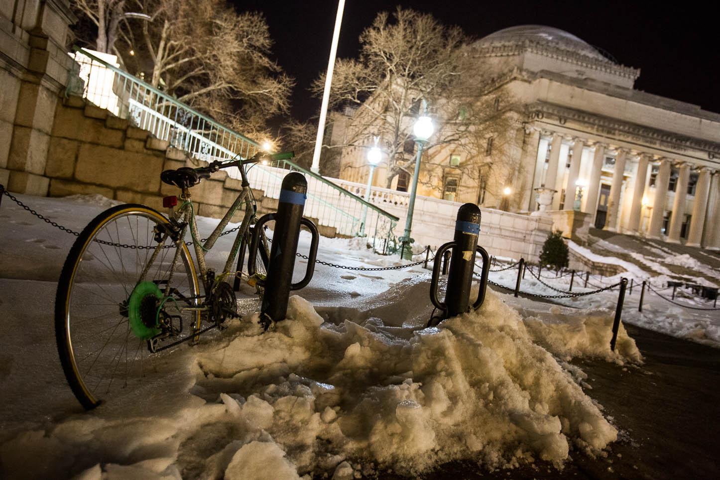 New York City, Columbia University