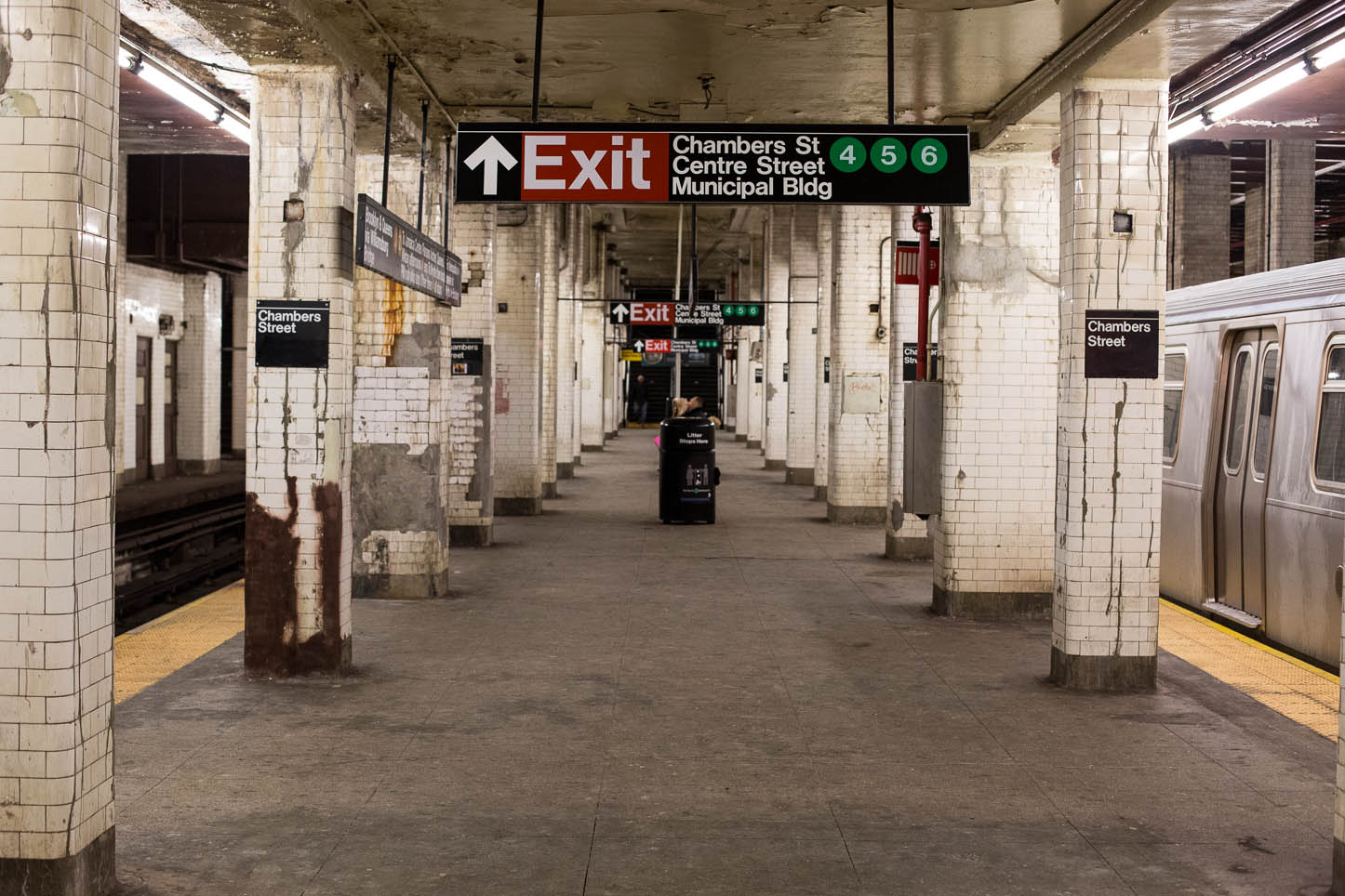 New York City, Subway