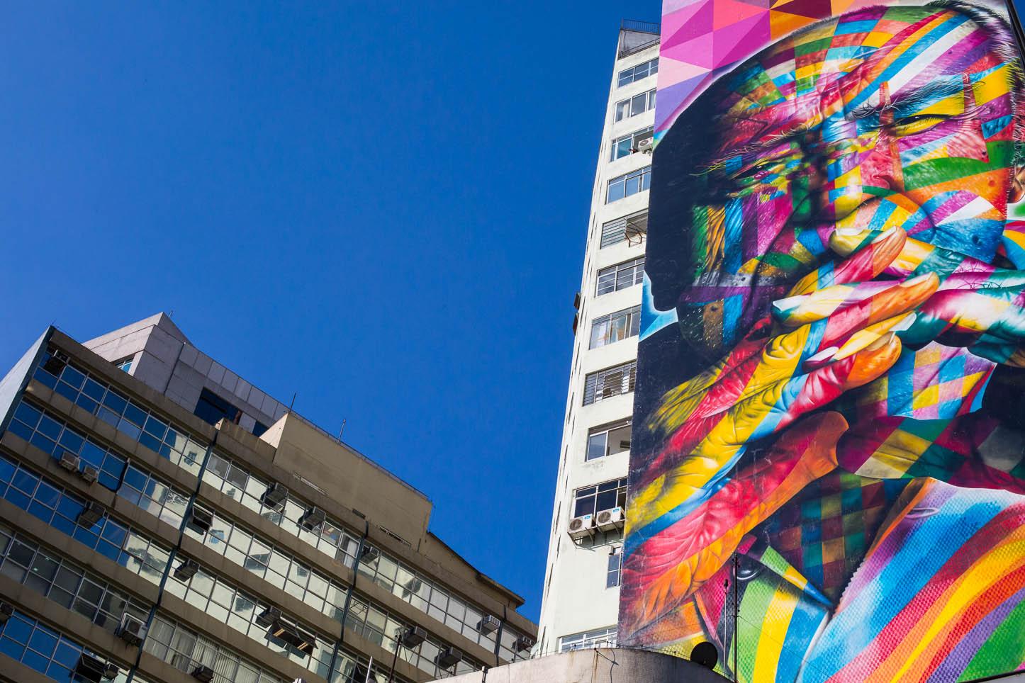 Grafite na Av: Paulista