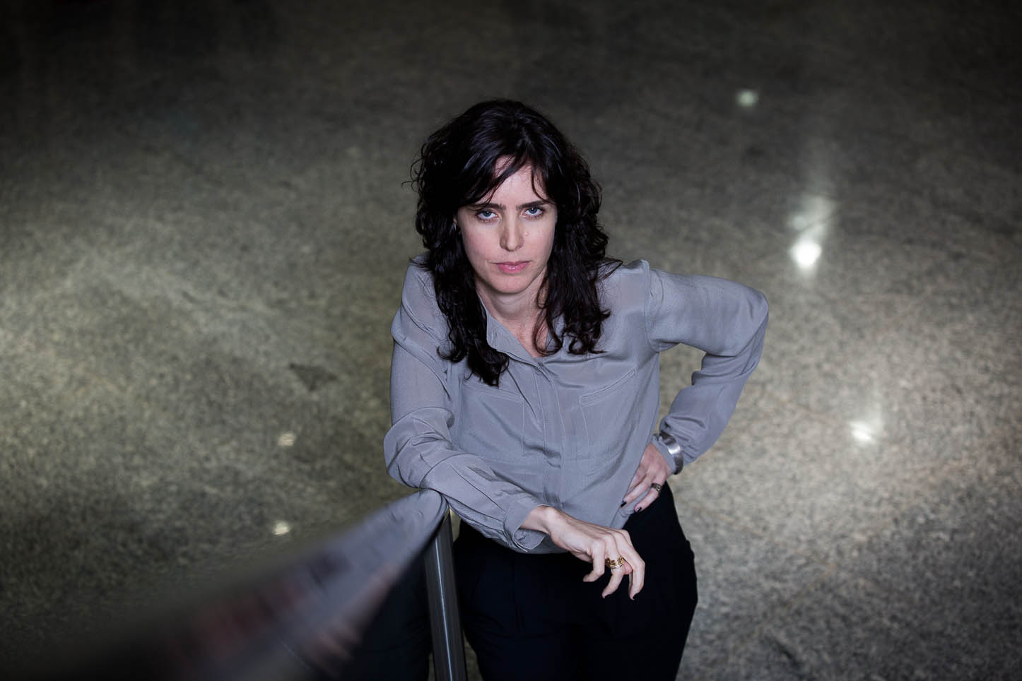 Carolina Jabor. Foto: Mario Miranda Filho