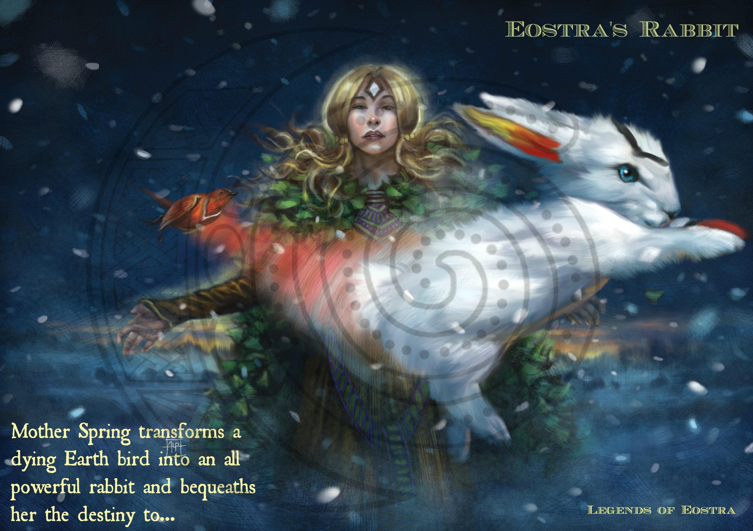 Eostra's Rabbit transformation