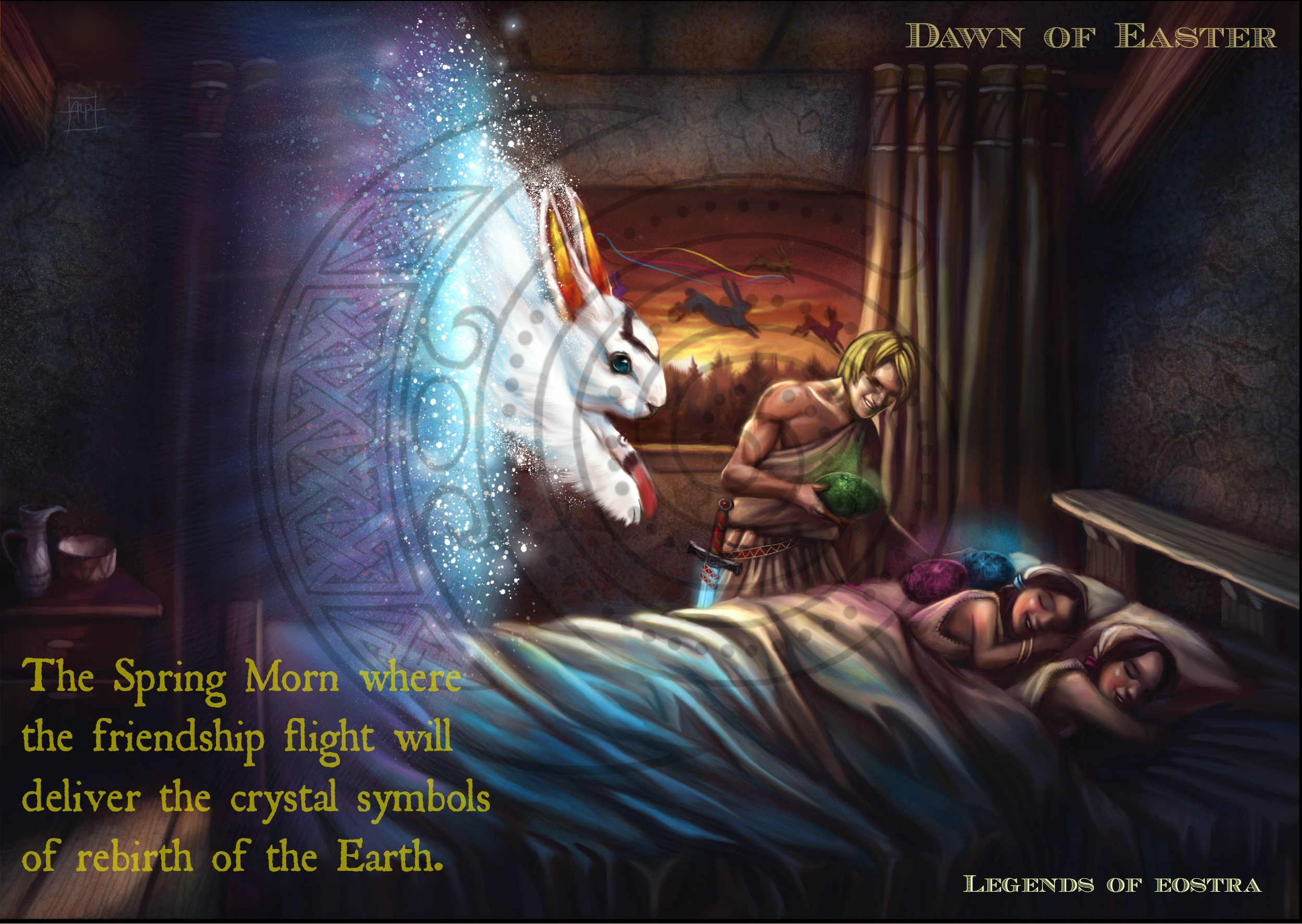 The Dawn of Easter