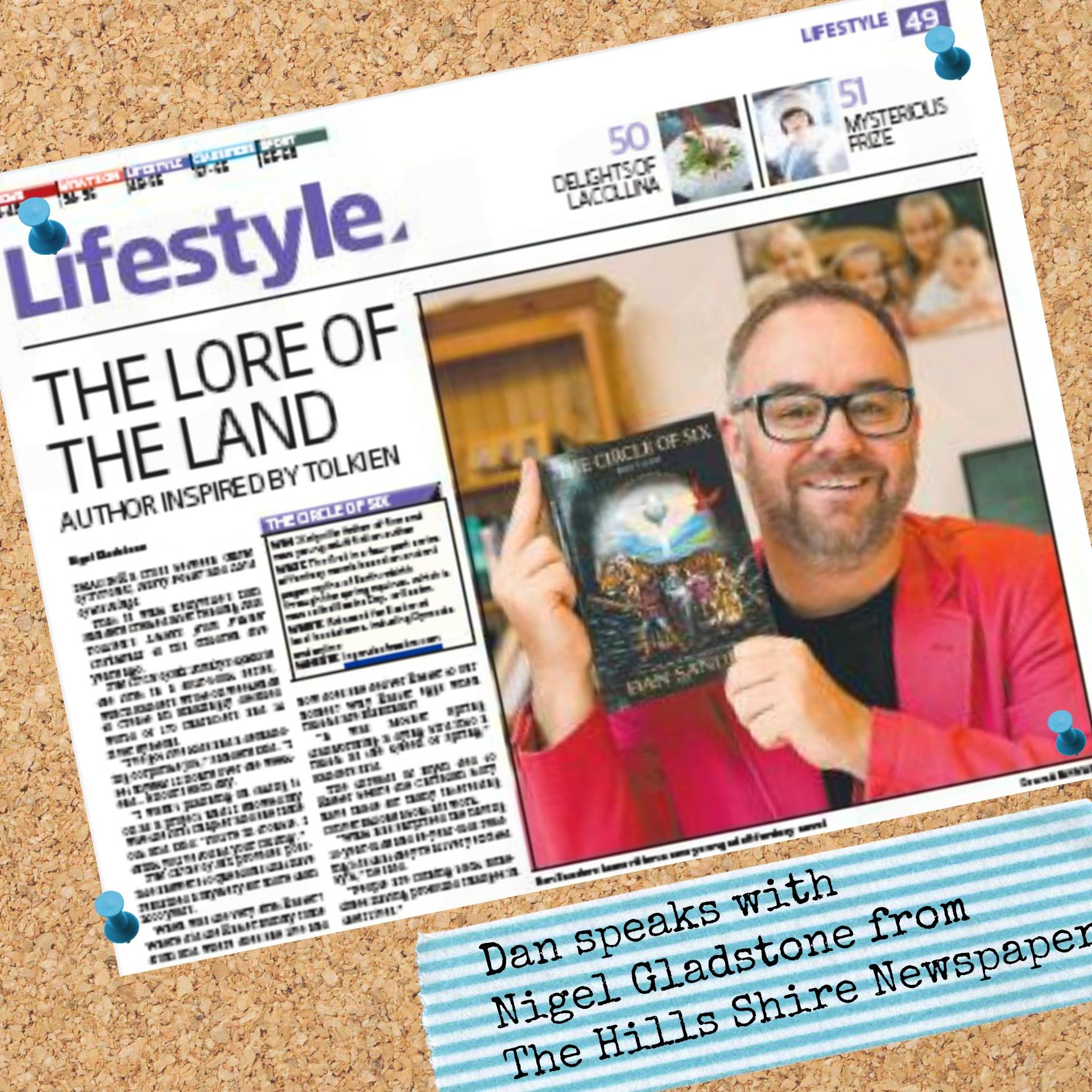 Hills Shire Newspaper