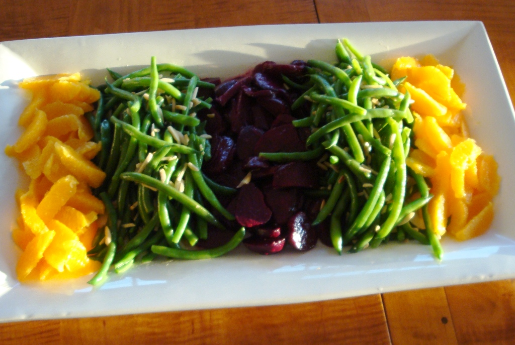 Beet, Green Bean, and Orange Salad.JPG