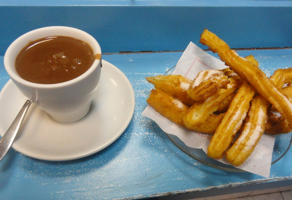 Chocolate y Churros.JPG