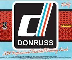 2014 Donruss