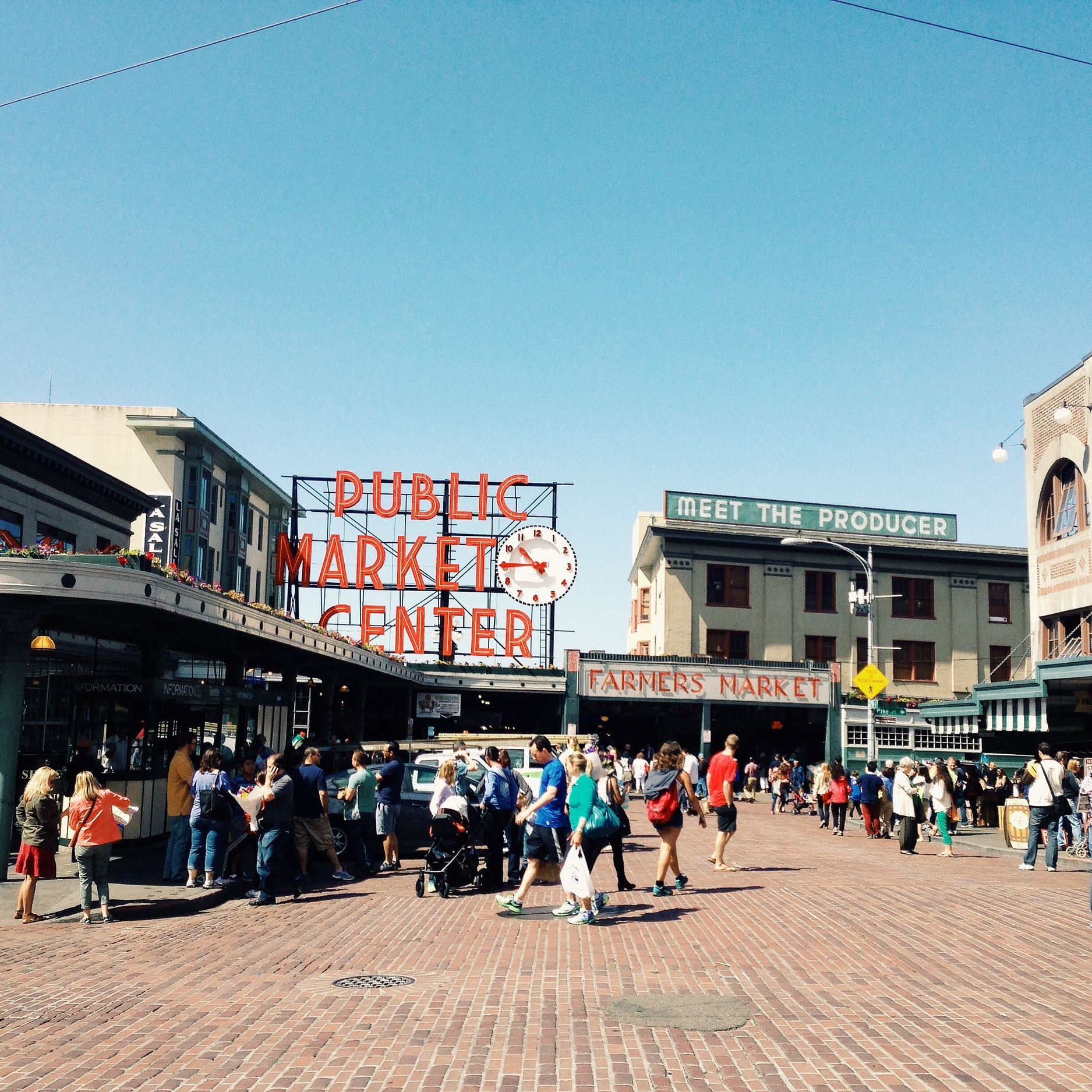 PIKE PLACE MARKET | SEATTLE, WA.