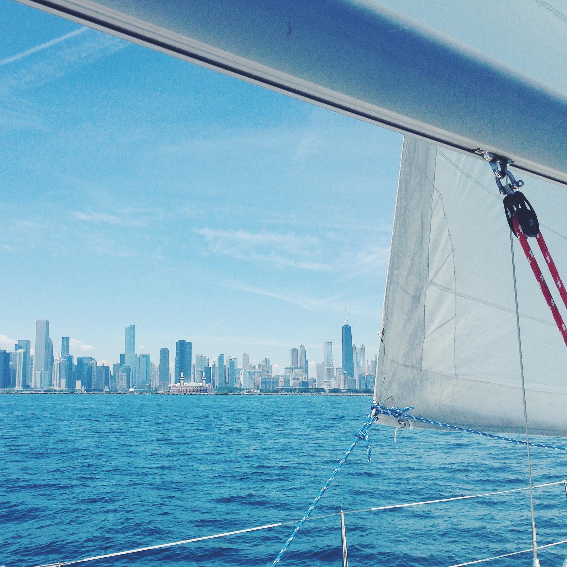 LAKE MICHIGAN | CHICAGO, IL.