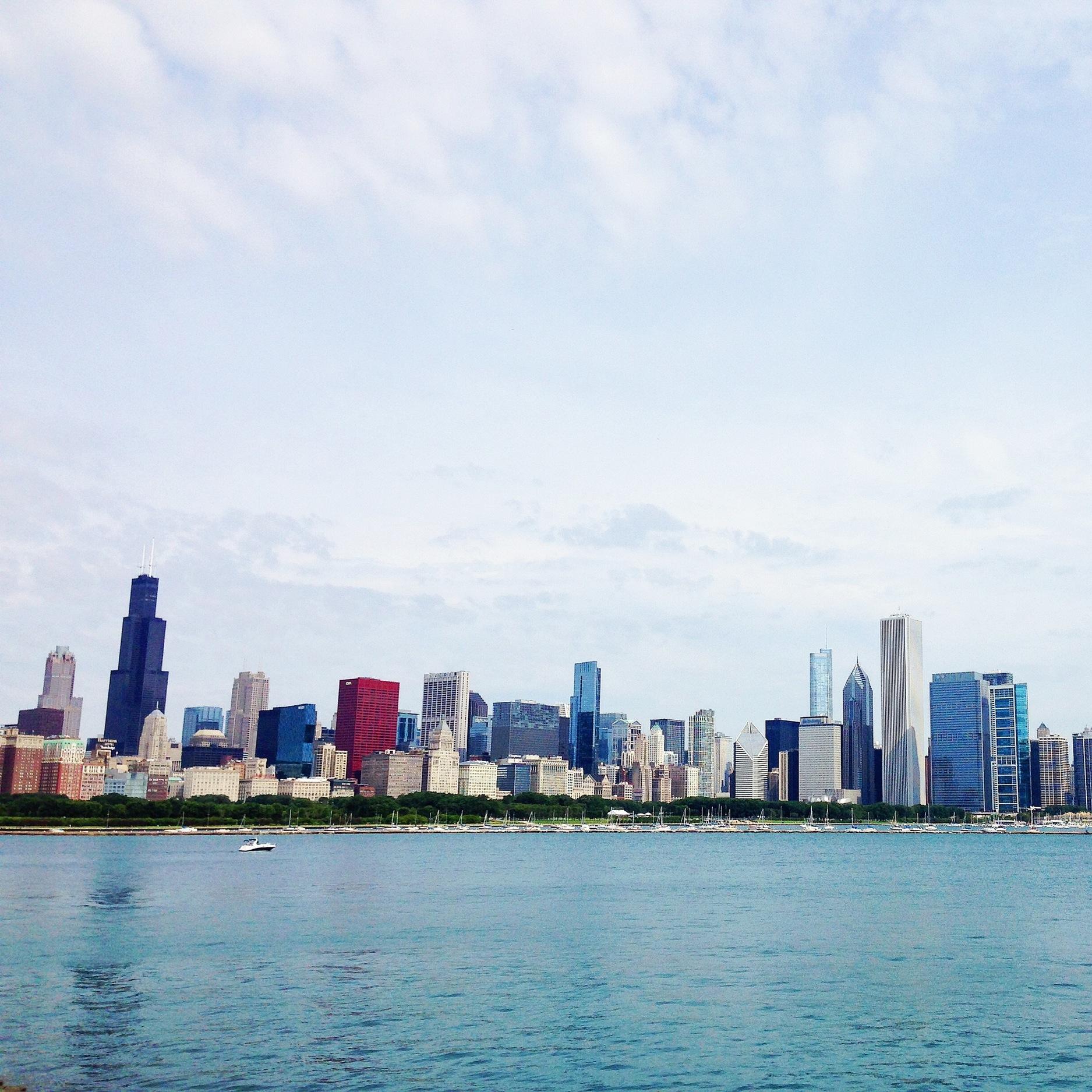 SKYLINE | CHICAGO, IL.