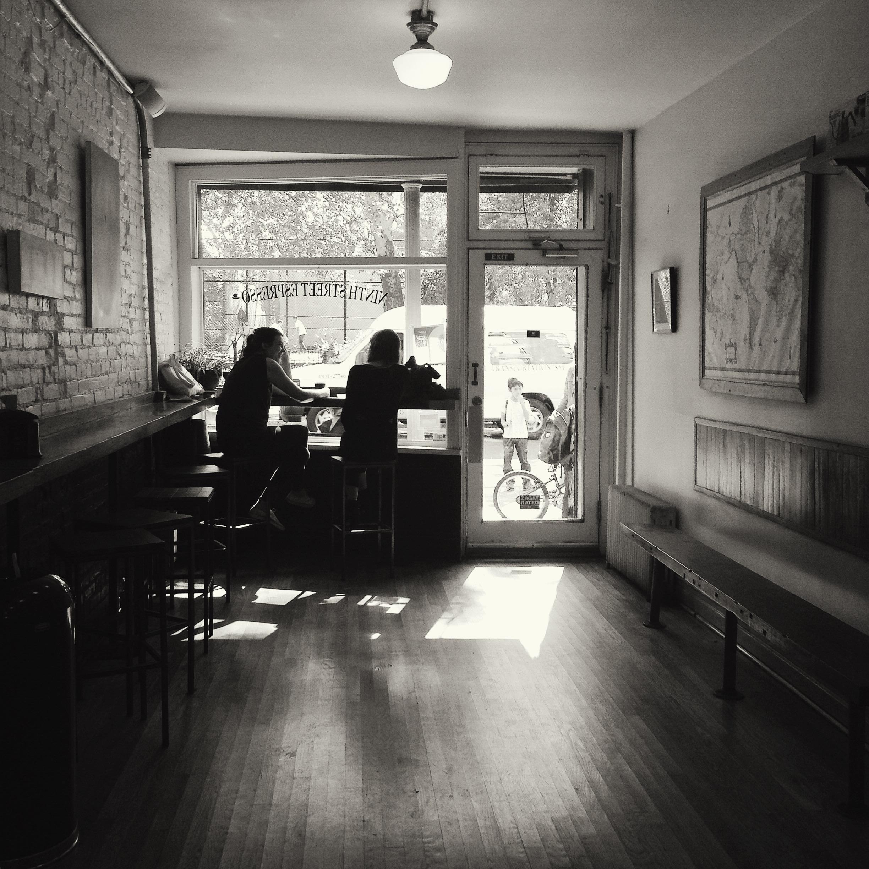 COFFEE SHOP | NEW YORK, NY.