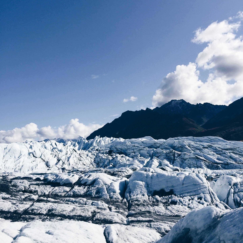 MATANUSKA GLACIER | ALASKA