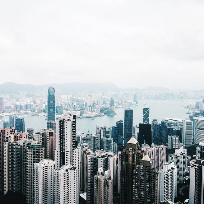 VICTORIA PEAK | HONG KONG
