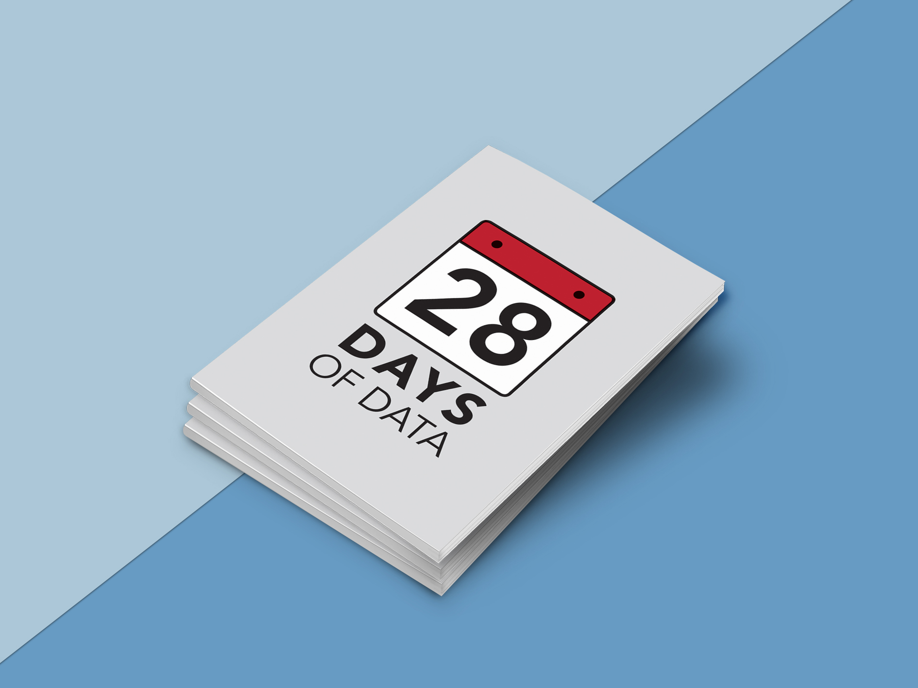 28 Days of Data is a comprehensive, dimensional look at data collection and using it to create a visual story.