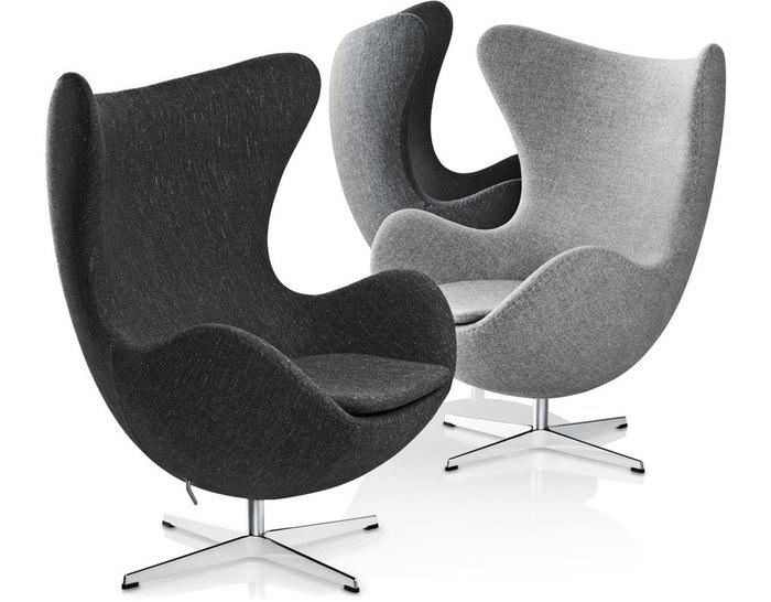 Arne Jacobsen's Egg chairs