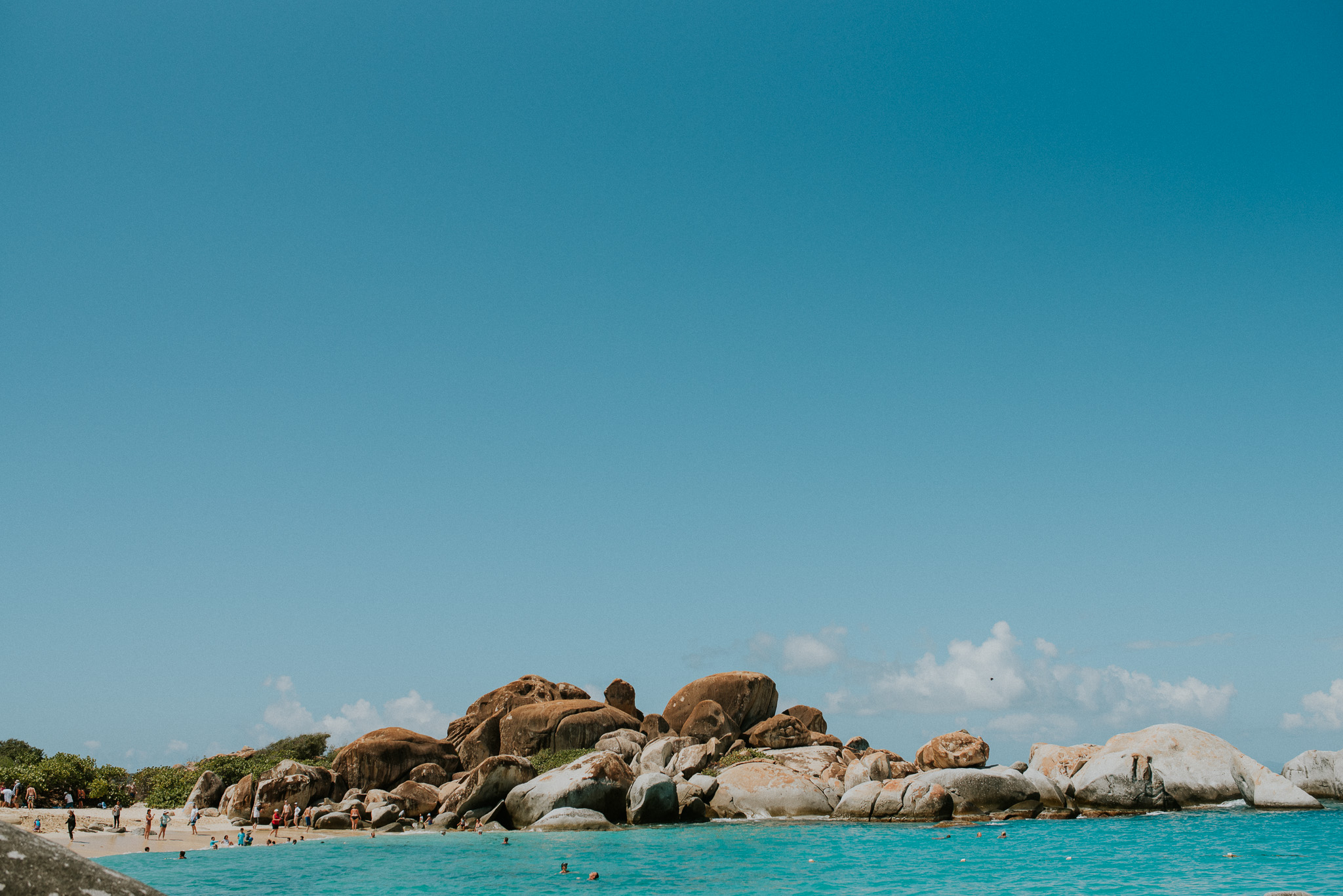 The Baths in Virgin Gorda